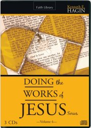 Doing the Works of Jesus Vol 4 CD Series