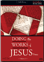 Doing the Works of Jesus Vol. 1 CD Series