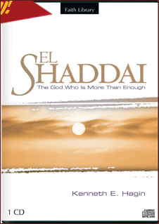 El Shaddai CD