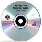 Healing is the Childrens Bread Single CD