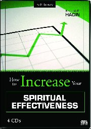 How to Increase Your Spiritual Effectiveness CD Series