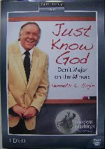 Just Know God DVD