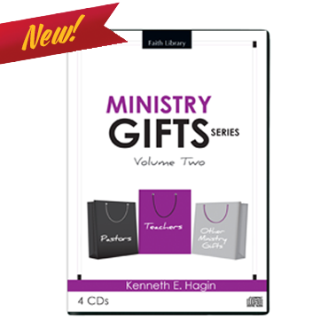 Ministry Gifts Vol. 2 CD Series