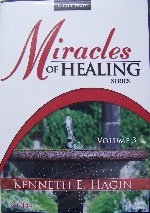 Miracles of Healing Vol 3 CD Series by Kenneth Hagin
