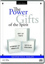 The Power Gifts of the Spirit CD Series