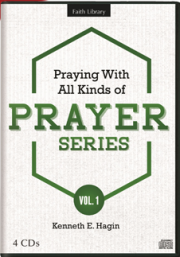 Praying with All Kinds of Prayer Vol 1 CD Series