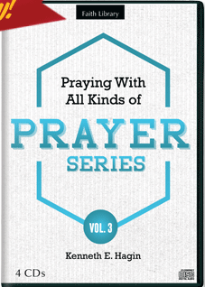 Praying With All Kinds of Prayer Vol 3 CD Series