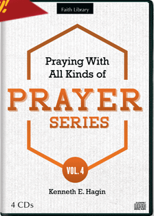 Praying With All Kinds of Prayer Vol 4 CD Series