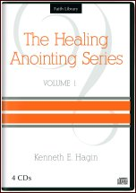 The Healing Anointing Vol. 1 CD Series