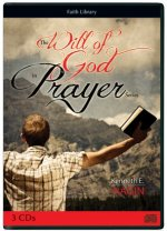 The Will of God in Prayer CD Series by Kenneth Hagin