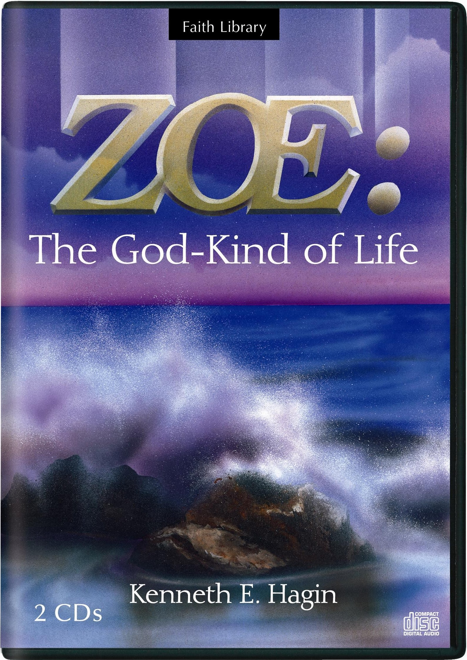 Zoe: The God-Kind of Life CD Set