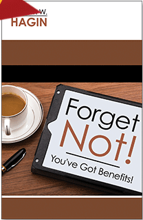 Forget Not! You've Got Benefits