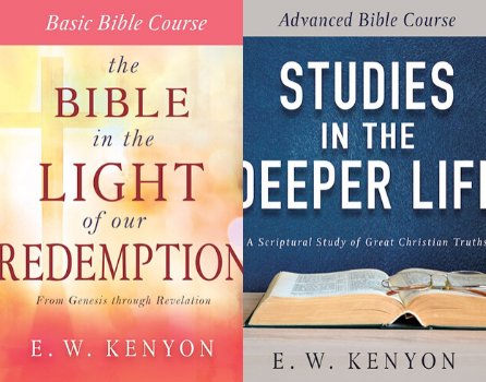 EW Kenyon Bible Course Package