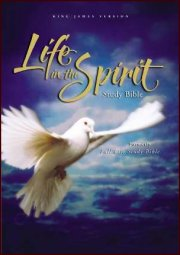 KJV Life In The Spirit Study Bible Hardcover