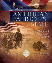 KJV American Patriots Bible Hardcover