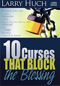 10 Curses That Block The Blessing CD Series