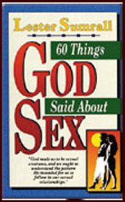 60 Things God Said About Sex DVD Set