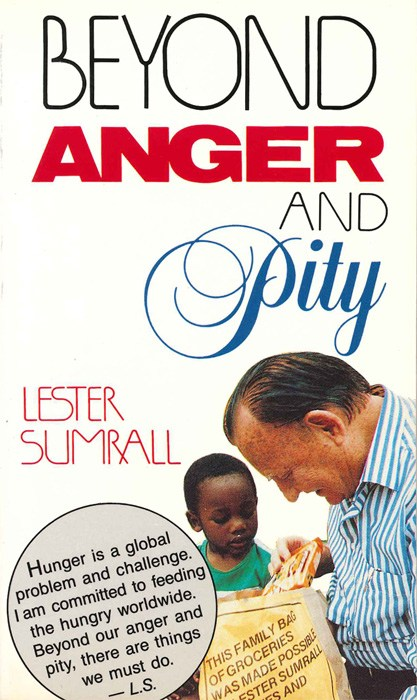 Beyond Anger and Pity