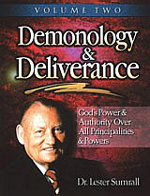 Demonology & Deliverance Vol II - Study Guide