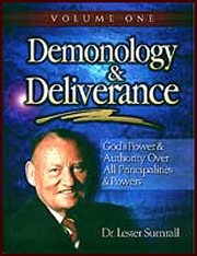 Demonology & Deliverance Vol. 1 DVD Set