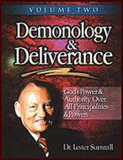Demonology & Deliverance Vol. 2 DVD Set