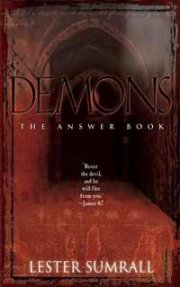 Demons The Answer Book MASS MARKET