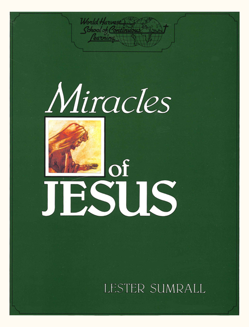 Miracles Of Jesus DVD Set