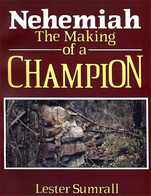 Nehemiah: Making Of A Champion DVD Set
