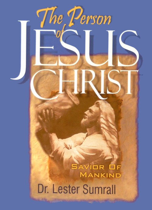 The Person Of Jesus Christ DVD Set