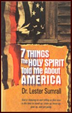 Seven Things the Holy Spirit told me about America CD