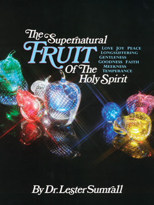 Supernatural Fruit Of The Holy Spirit DVD Set