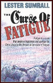 The Curse of Fatigue DVD Set by Lester Sumrall
