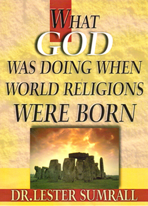 What God Was Doing When World Religions Were Born DVD Set