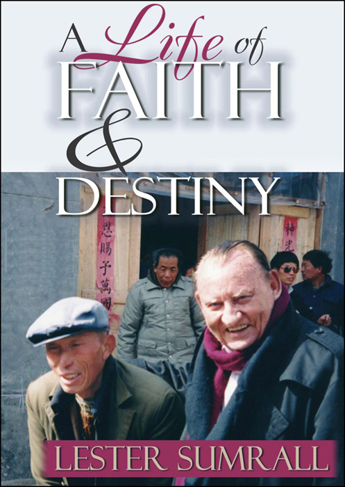 Lester Sumrall: Life Of Faith & Destiny DVD Set