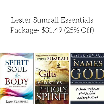 Lester Sumrall Essentials Package