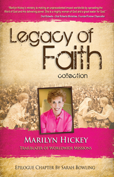 Legacy of Faith Collection - Marilyn Hickey