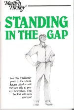 Standing in the Gap by Marilyn Hickey