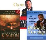 Myles Munroe Gift Set (Kingdom/Glory/Worship) by Dr Myles Munroe