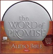 NKJV Word Of Promise Audio Bible - MP3
