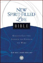 NKJV New Spirit-Filled Life Bible Hardcover
