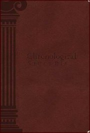 NKJV Chronological Study Bible Auburn Leathersoft