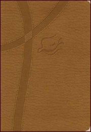 NKJV New Spirit-Filled Life Bible Toffee Leathersoft