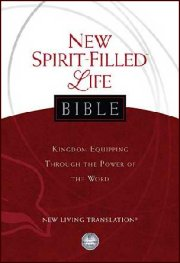 NLT New Spirit-Filled Life Bible Hardcover