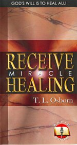 Receive Miracle Healing CD