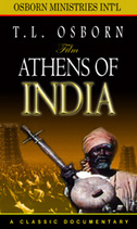Athens of India - DVD by T.L. Osborn