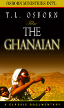 The Ghanaian-DVD