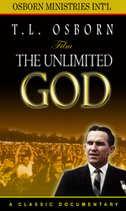 The Unlimited God - DVD