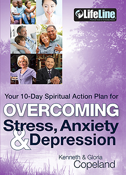 Overcoming Stress, Anxiety & Depression LifeLine Kit: Your 10-Da