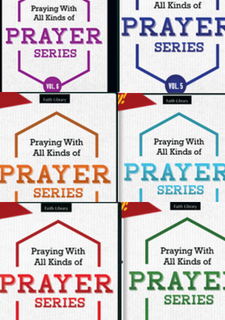 Praying With All Kinds of Prayer 6 Volume Package