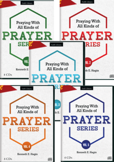 Praying With All Kinds of Prayer 5 Volume Package